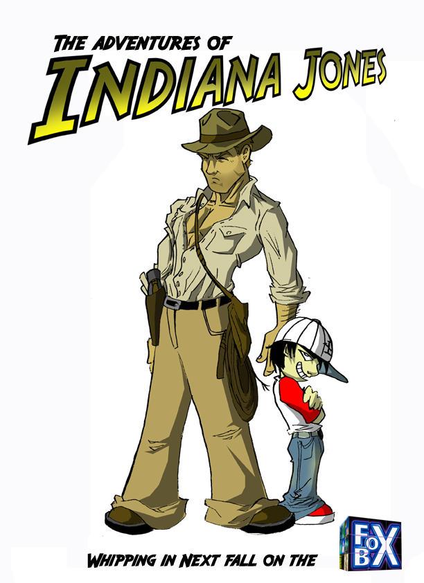 indiana animated by jamce
