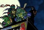 Jam does turtles