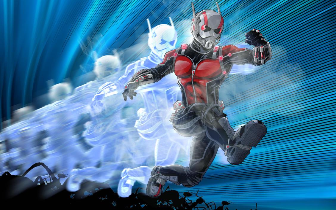 Antman Hd by jamce