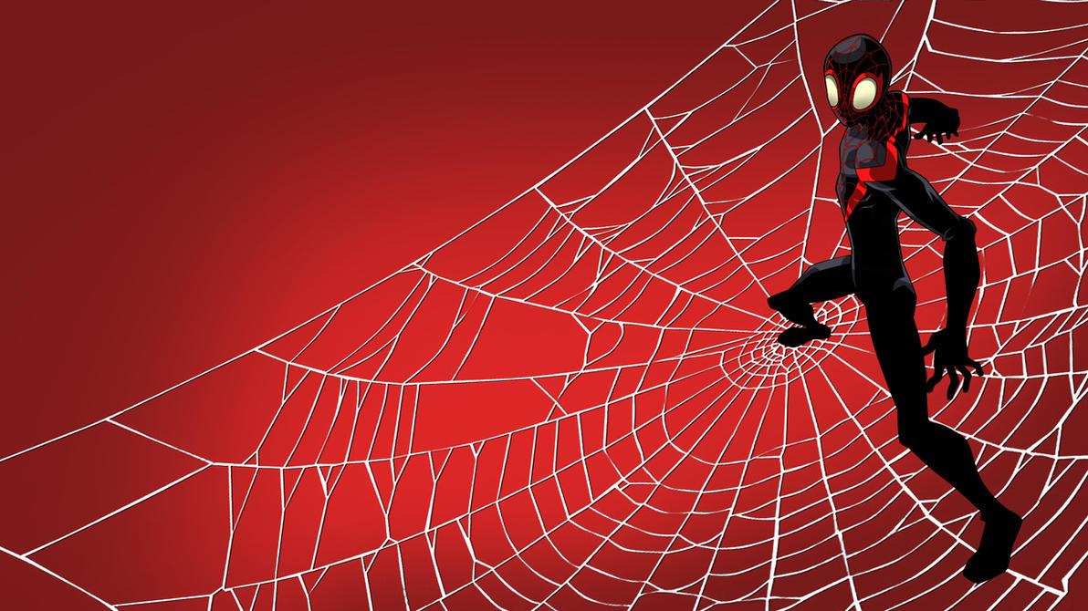 Spider Morales by jamce