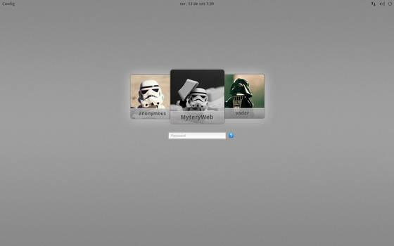Concept - Login Screen