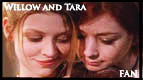 Willow and Tara Stamp by cheshirecat-smile