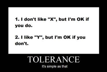 Tolerance by waraulol