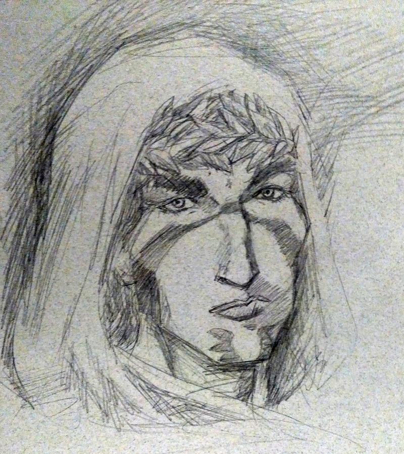 rayba  Albiorix or Borak, the Betrayed by Rayba on DeviantArt