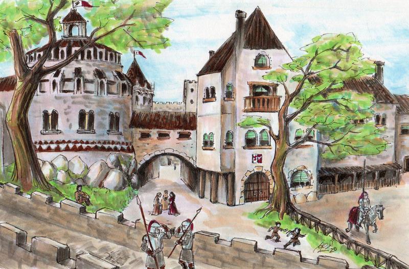 Castle Connington