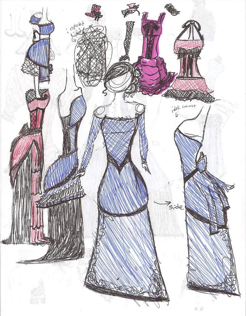 Fashion Eras and Names of Design 76