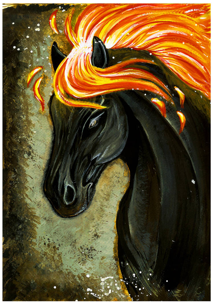 Jack the Fire Horse