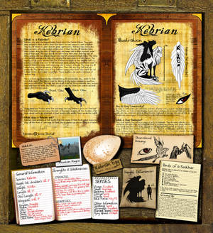 Kebrian Reference Book