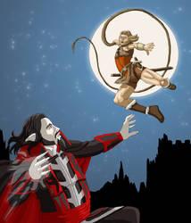 Secret Santa 2020: Castlevania