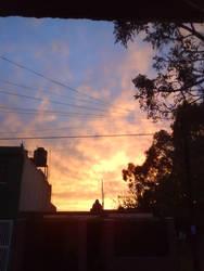 La aurora de cobre - The dawn copper