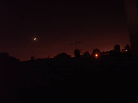 La noche roja - The Red Night
