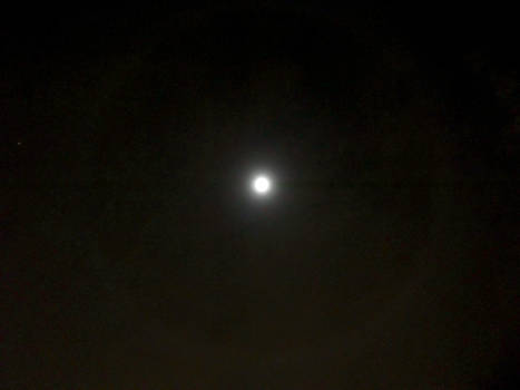 Corona lunar - Moon Crown