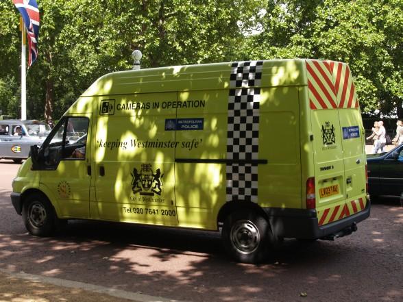 Cat Detector Van by chribob