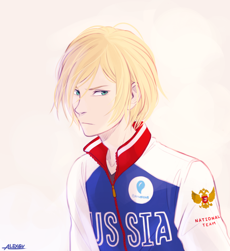 Yurio Plisetsky by alex-29