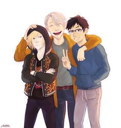 Yoi Trio