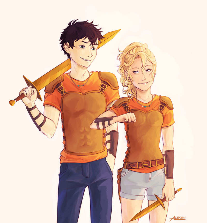 We were twelve Percy. Can you believe that.2/2