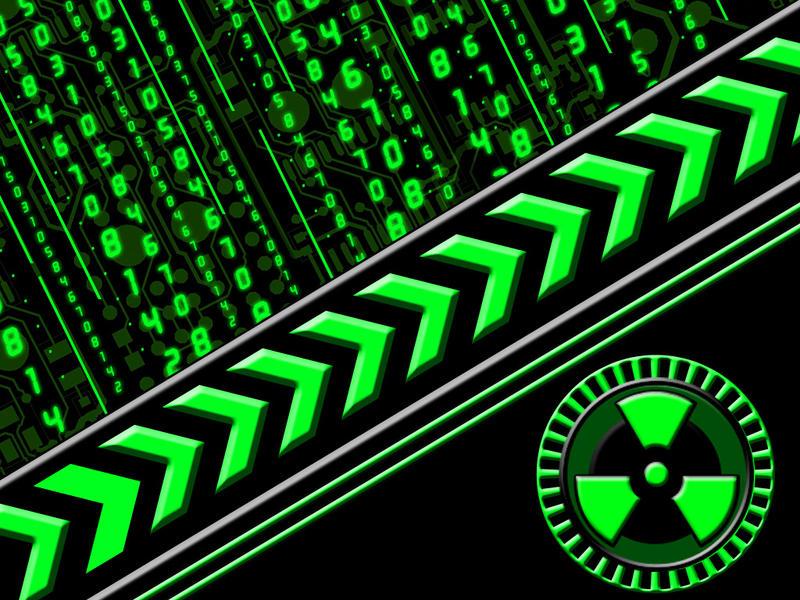 Cyber Tech Wallpaper By Forbiddenorchid