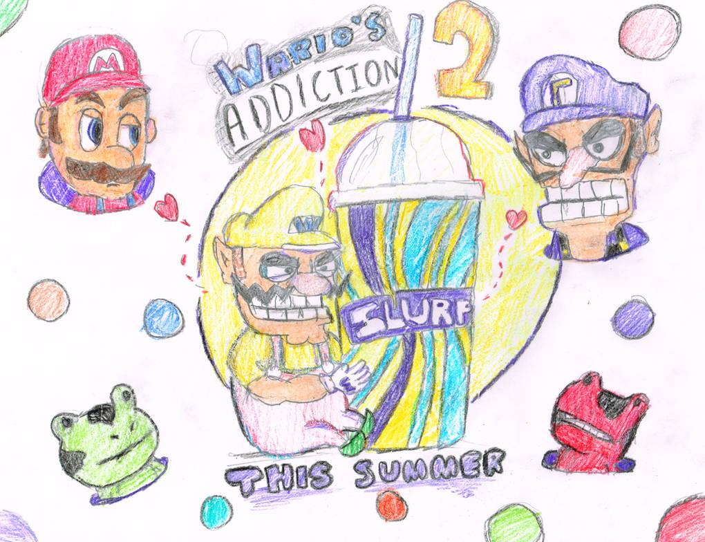 Wario's Addiction 2 Teaser by marioluigiplushbros