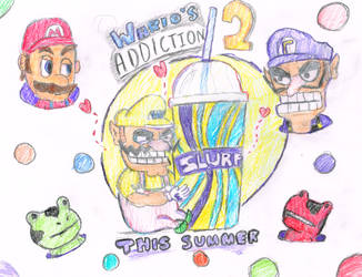 Wario's Addiction 2 Teaser