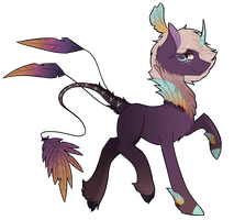 Pony Auction #3 [CLOSED] by xSeamair