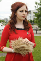 Star Trek cosplay by LilianG