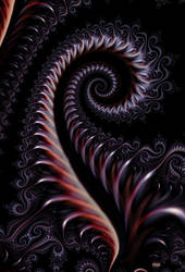 Phoenix Feathers II by FAIA-Fractals