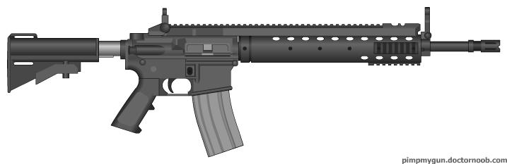 M12 Assault Rifle