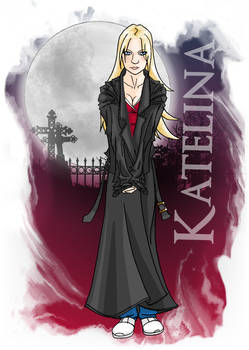 Legacy of Ghosts: Katelina