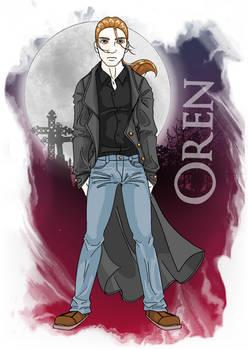 Legacy of Ghosts: Oren