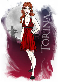 Legacy of Ghosts: Torina