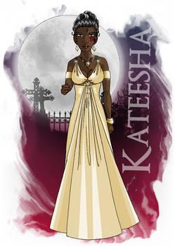 Legacy of Ghosts: Kateesha