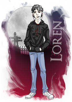 Legacy of Ghosts: Loren