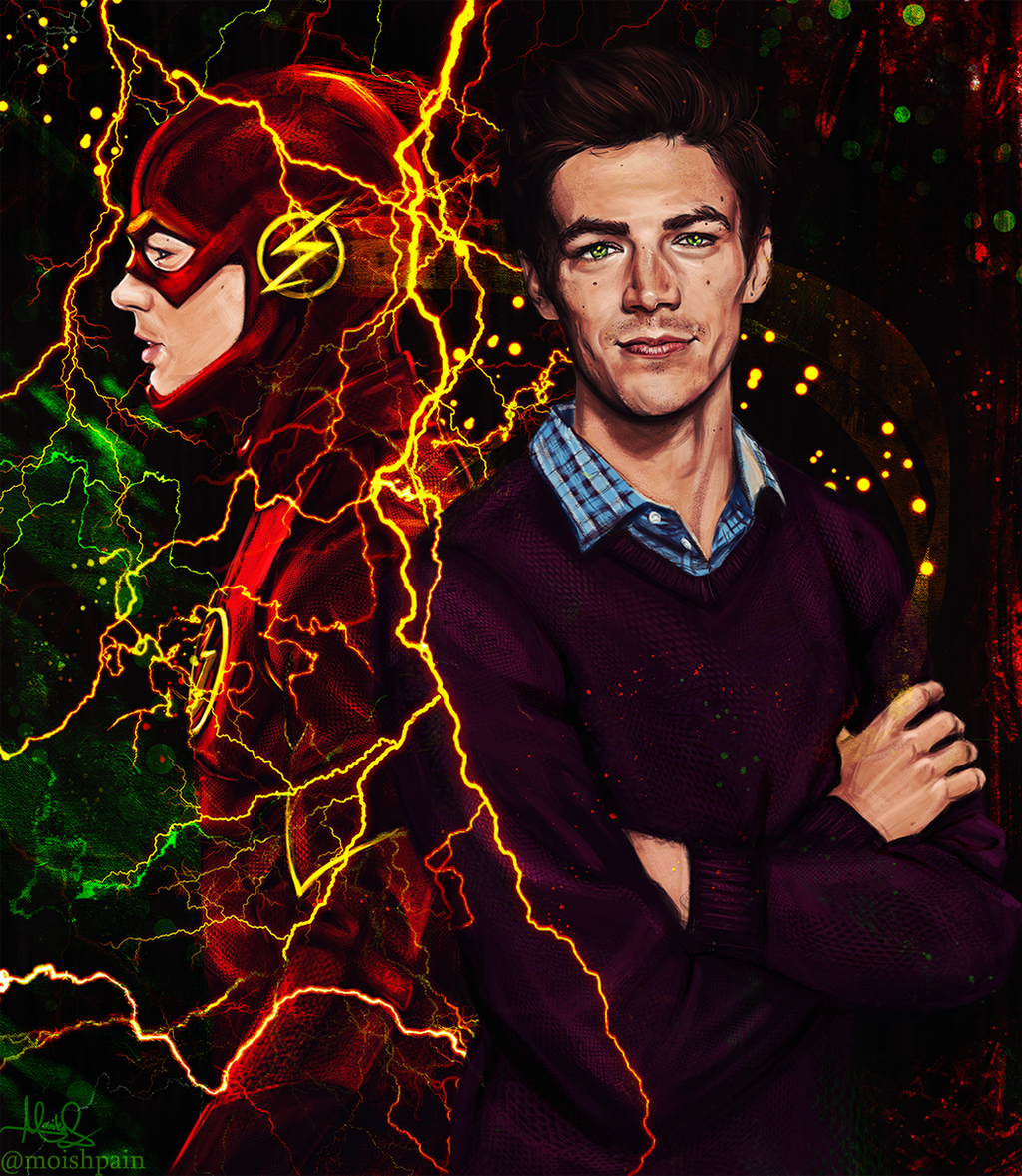 The Flash/ Barry