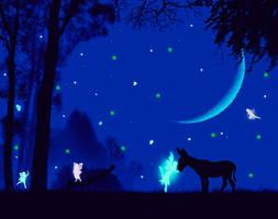 A midsummer  night s dream by Volodina-Yulia