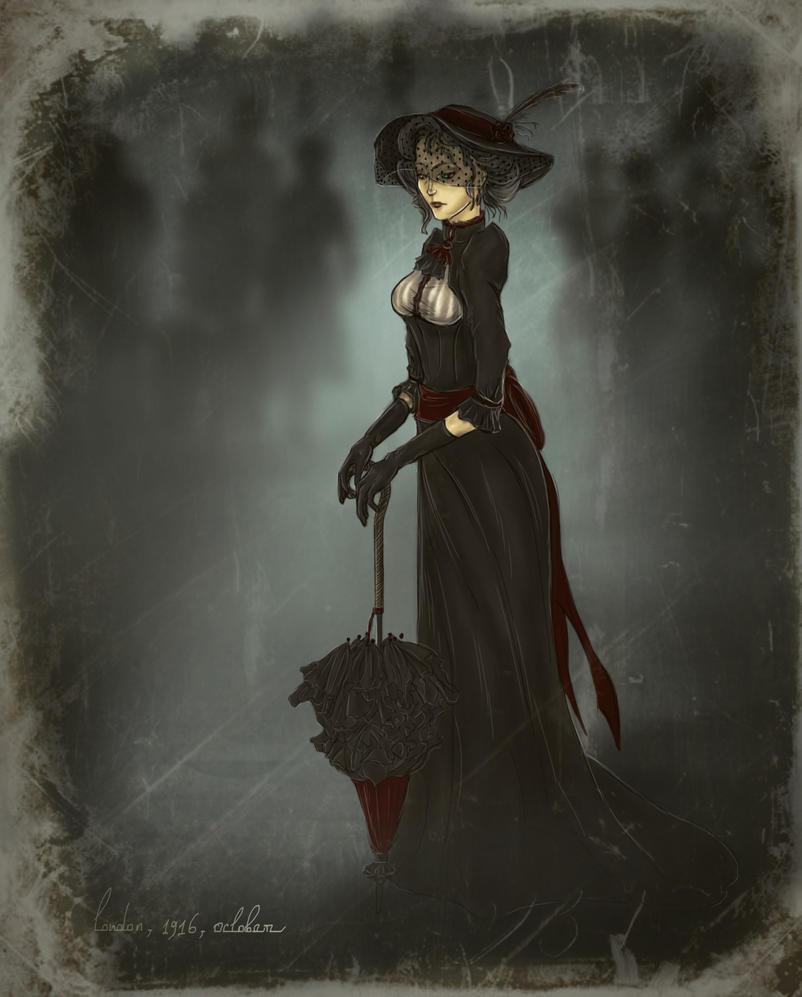 Widow by Avriad