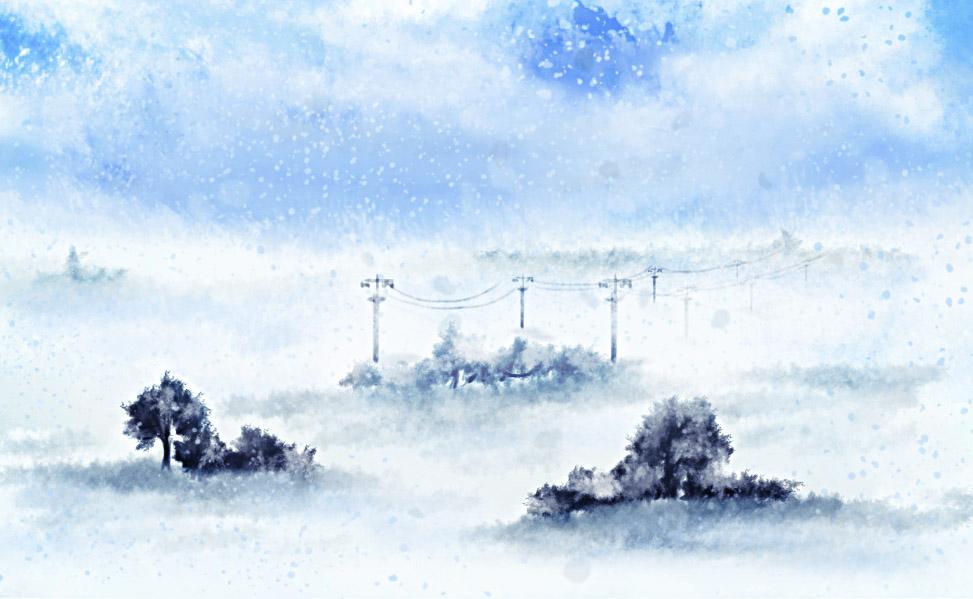 winter by Avriad