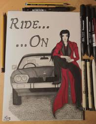 Ride On.