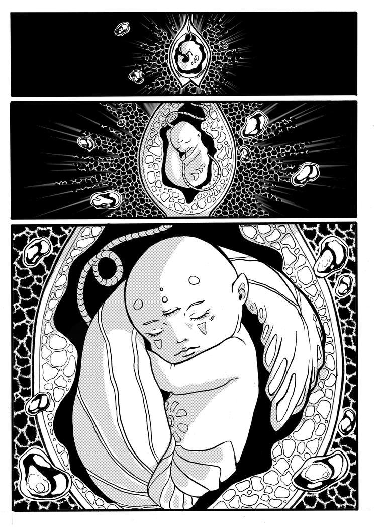 Aki Manga 1 by MaToKiRo