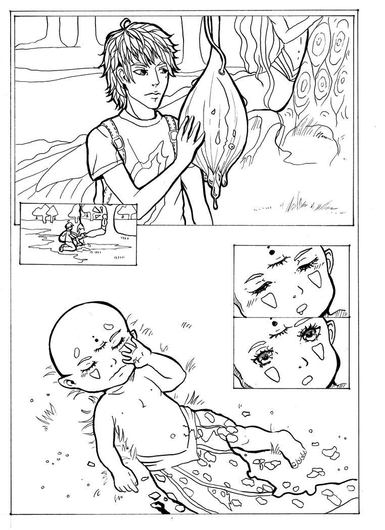 Aki Manga  4 by MaToKiRo