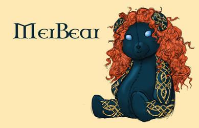 MerBear for Reggie by Water-Earth-Fire-Air