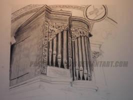 Orgel WIP III