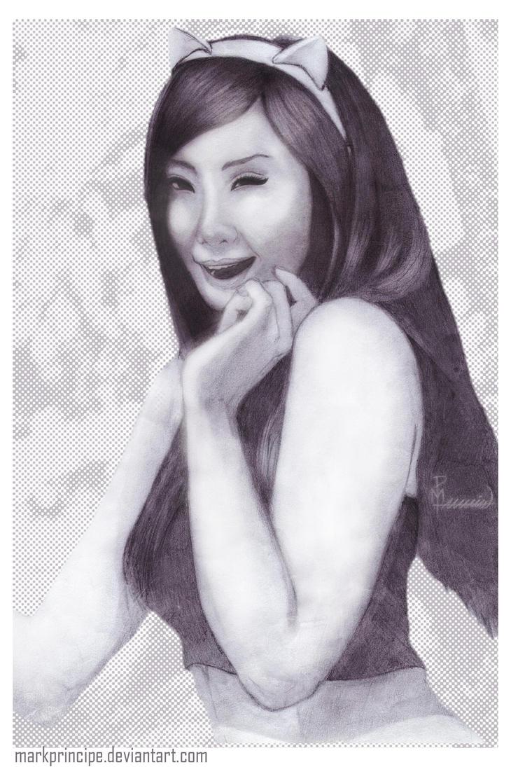 Alodia Gosiengfiao by markprincipe
