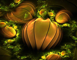 Pumpkin Patch by obeyyourmaster