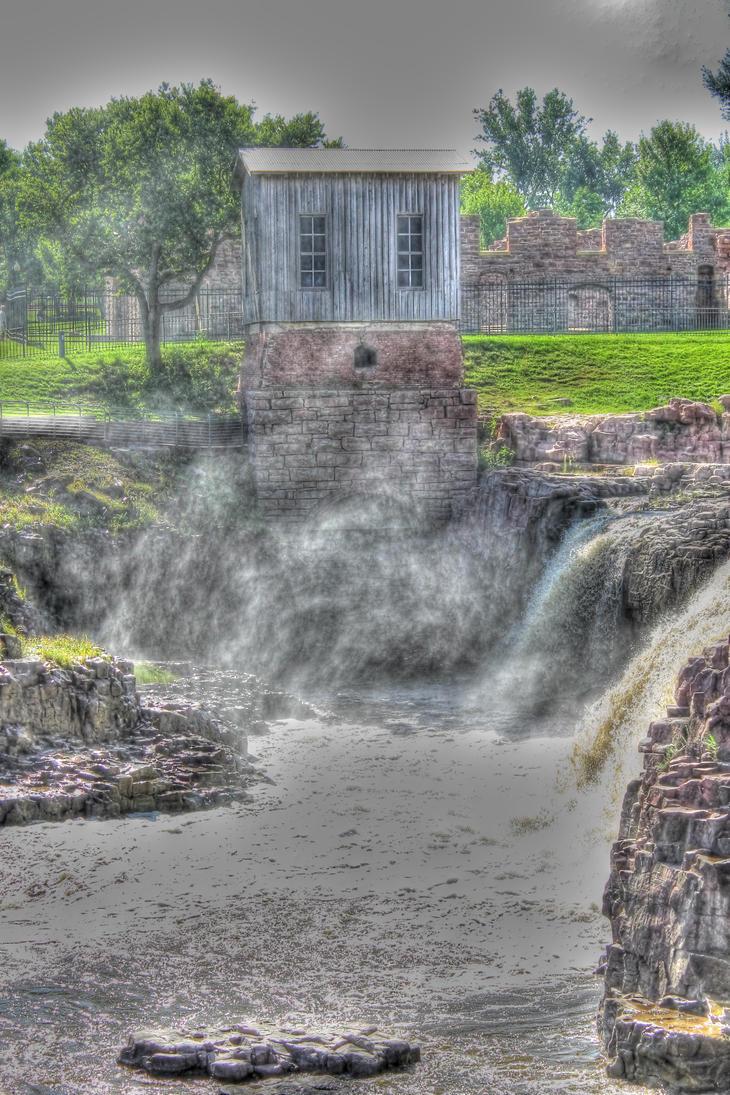 Dark Falls by obeyyourmaster