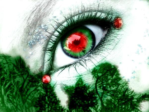 Wintergreeneye by obeyyourmaster