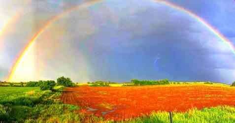 Double the rainbow.