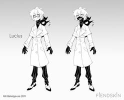 FIENDSKIN - Lucius