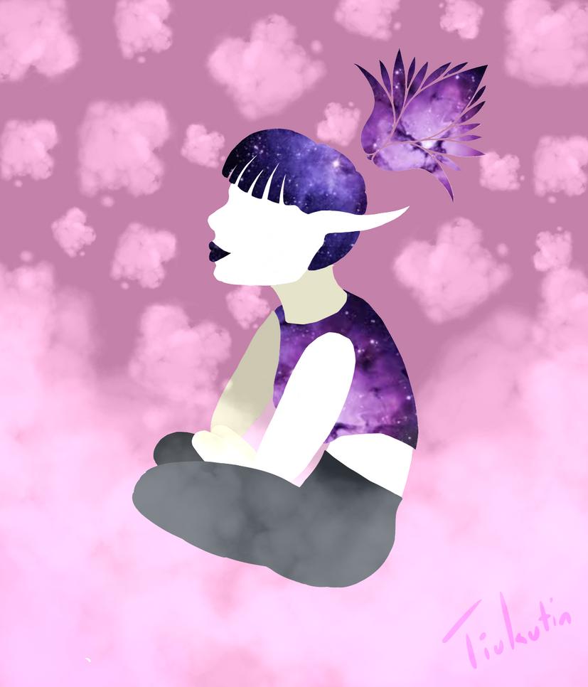 Imagination by Tiukutin