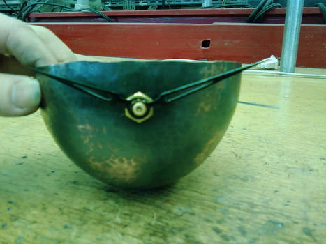 Steampunk Copper Raising Project 2