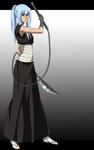 Bleach OC Character Bio: Kimmi Hatsutori